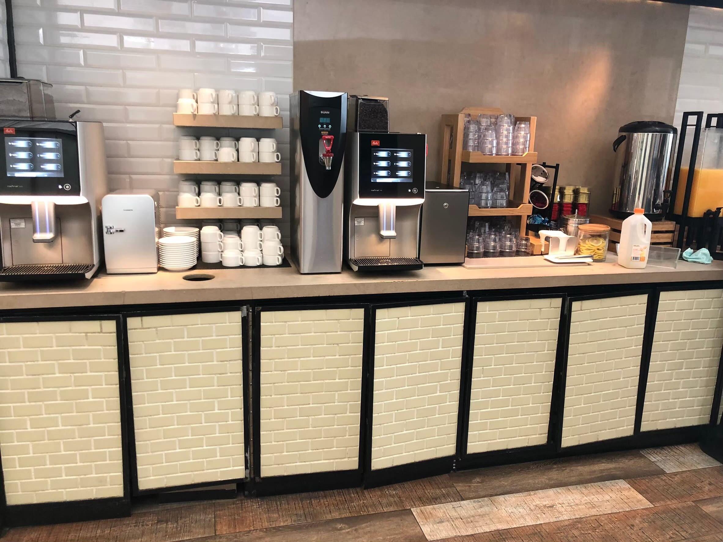 本格的なコーヒーメーカー