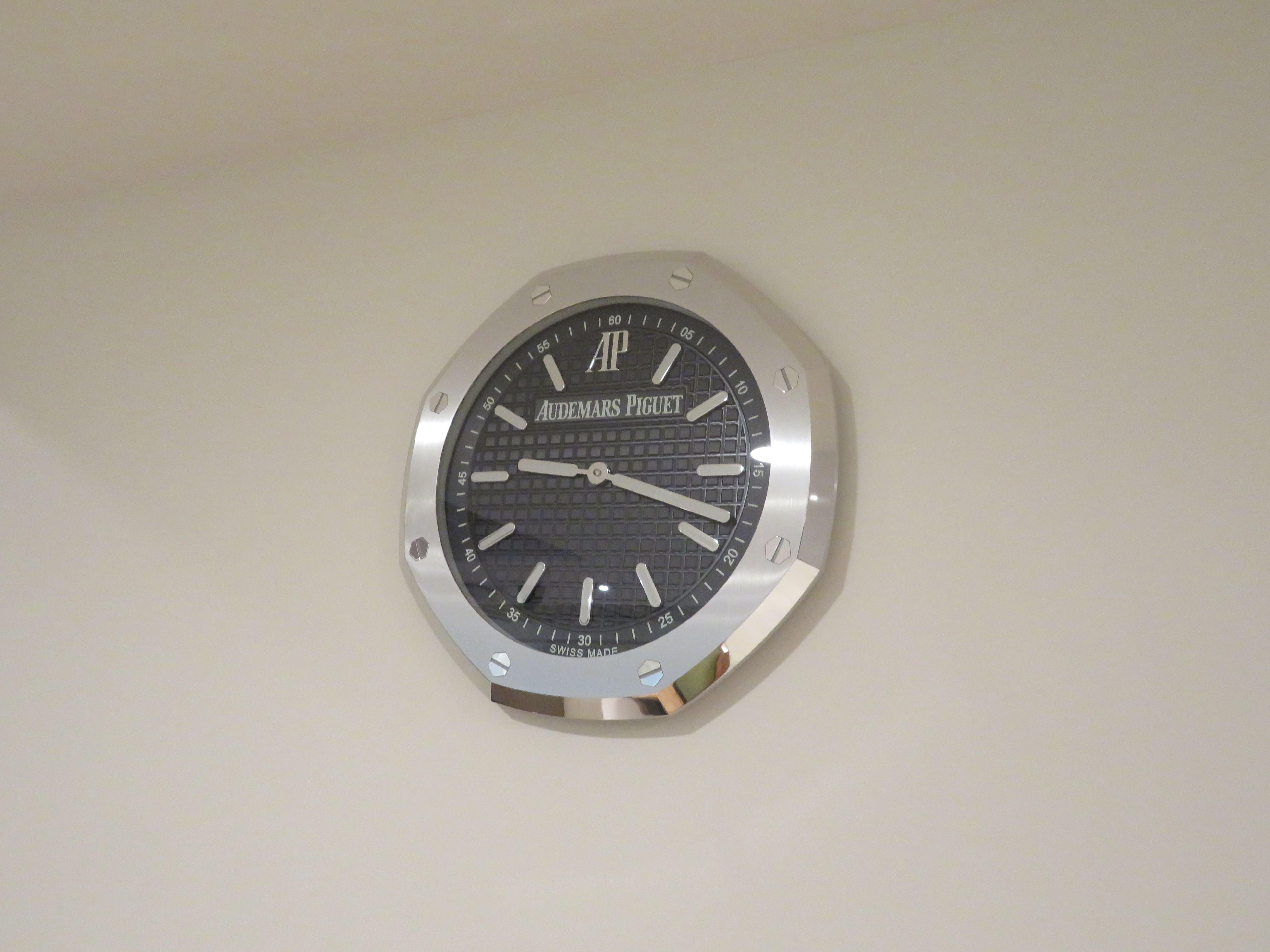 オーデマ・ピゲの時計