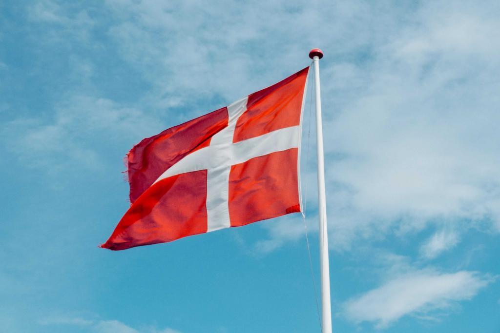 満足度が高いデンマーク