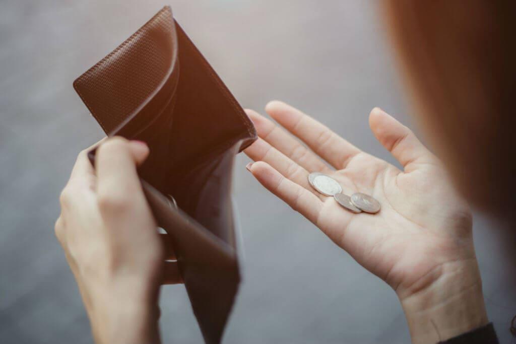 収入が少なすぎるからお金がたまらないは間違い
