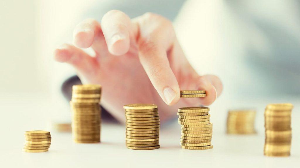 定額投資で多くの数を購入可能