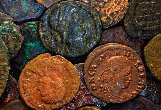 アンティークコインの歴史は興味深い