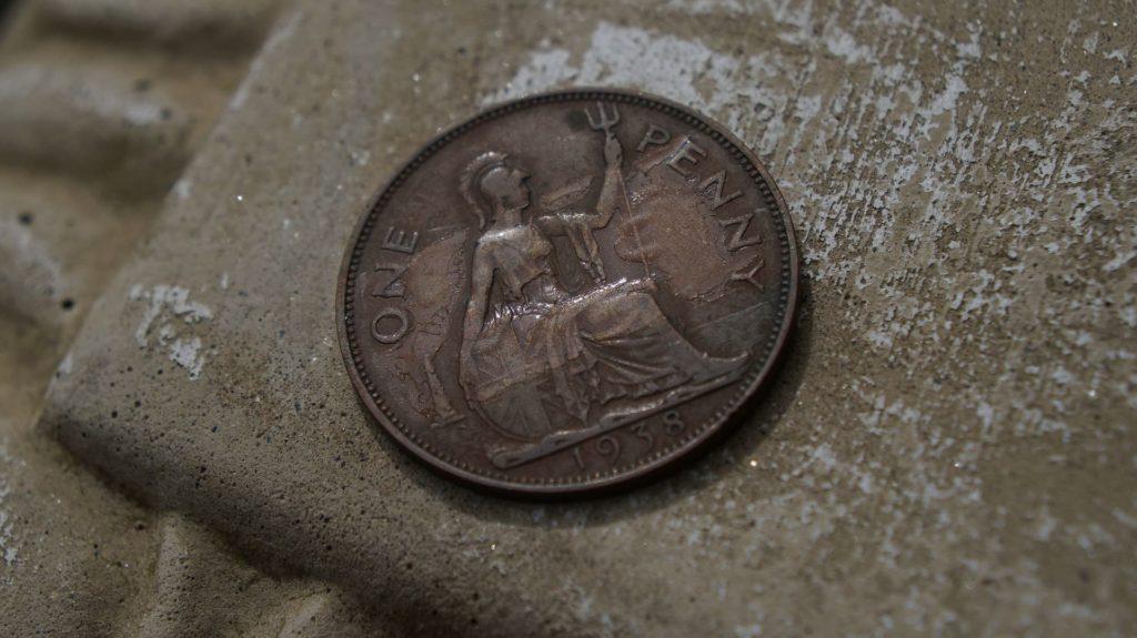 コインに注目