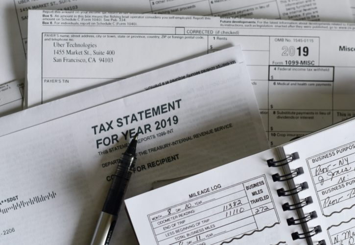 税金が高い