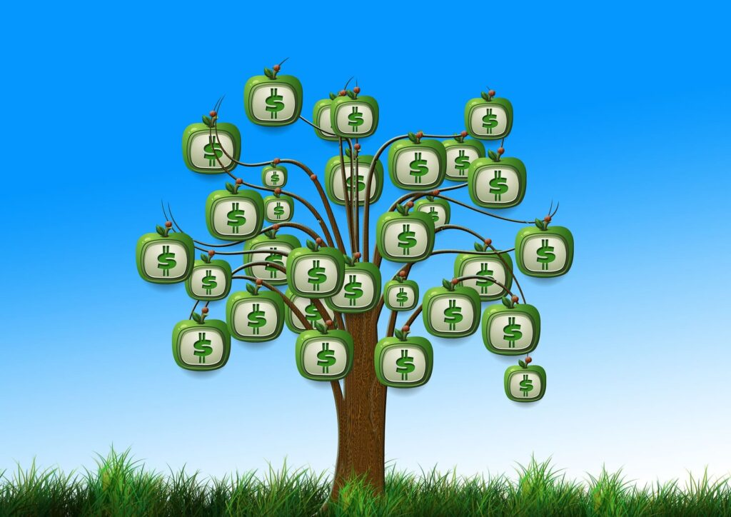 人生を豊かにするためには「投資」や「副業」を活用する