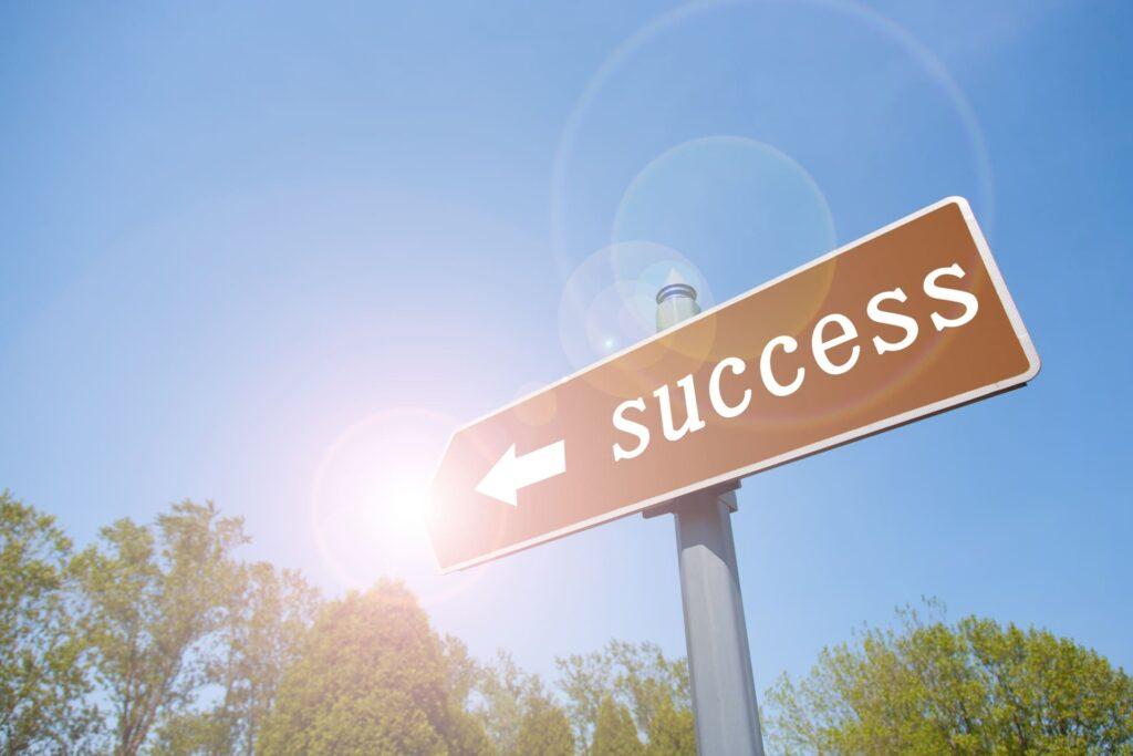 今できることを1つずつやることが将来成功するための近道